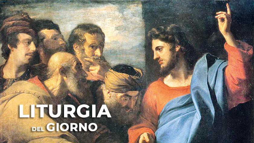 Liturgia della Domenica – 18 ottobre 2020
