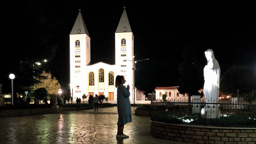 Messaggio della Madonna di Medjugorje, 25 ottobre 2020
