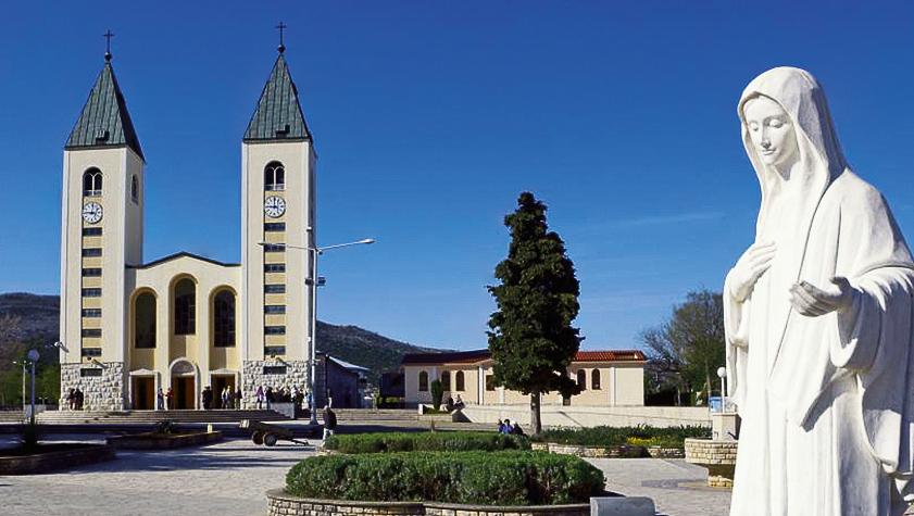 Messaggio della Madonna di Medjugorje, 25 novembre 2020