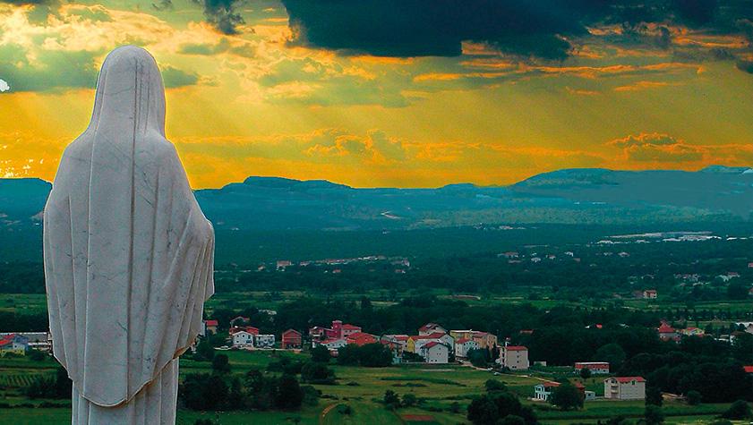 Messaggio della Madonna di Medjugorje, 25 gennaio 2021