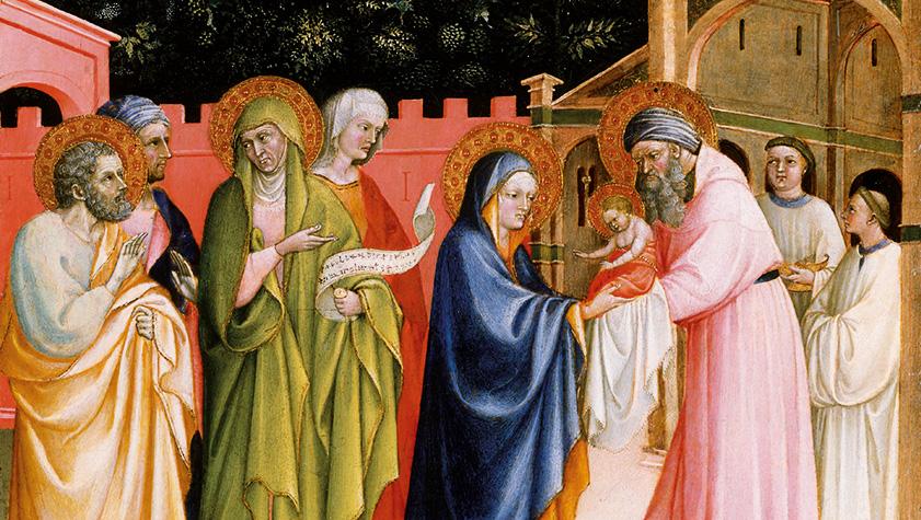 Presentazione del Signore e XXV Giornata della vita consacrata